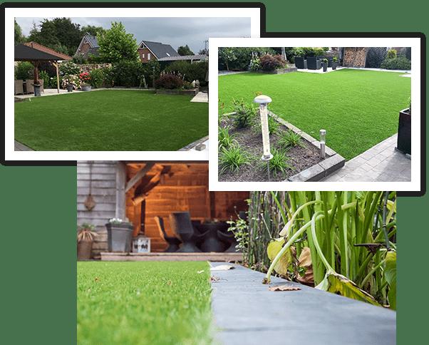 overzicht tuinen collage